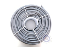 Funda cables gris 8mm