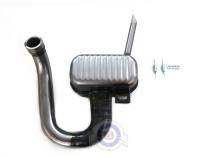 Producto relacionad Escape Racing SIP ROAD Vespa 56-58