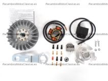 Kit conversion encendido electronico Lambretta LD/D